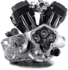This V-Twin engine belongs in my garage