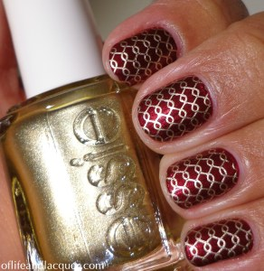 China Glaze On Your Knees! Essie As Good As Gold Mash 41
