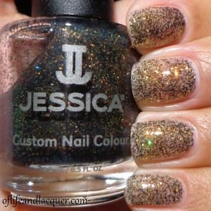 Jessica Glitterati Swatch Glamarama