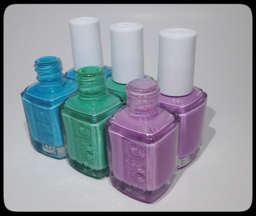 Essie Resort Collection 2013