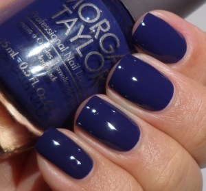 Morgan Taylor Nail Lacquer Super Ultra Violet