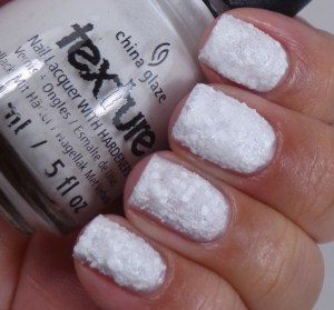 China Glaze There's Snow One Like You 2