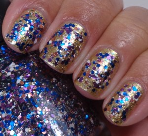 China Glaze Your Present Required over Mingle With Kringle 1