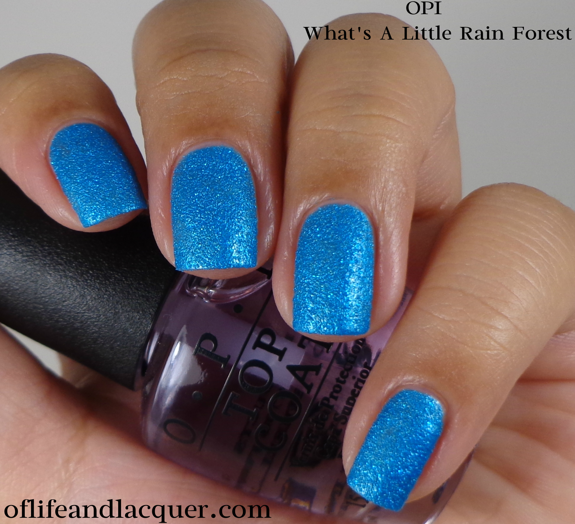 Purple Taupe Nail Polish: OPI Brazil Collection Spring/Summer 2014
