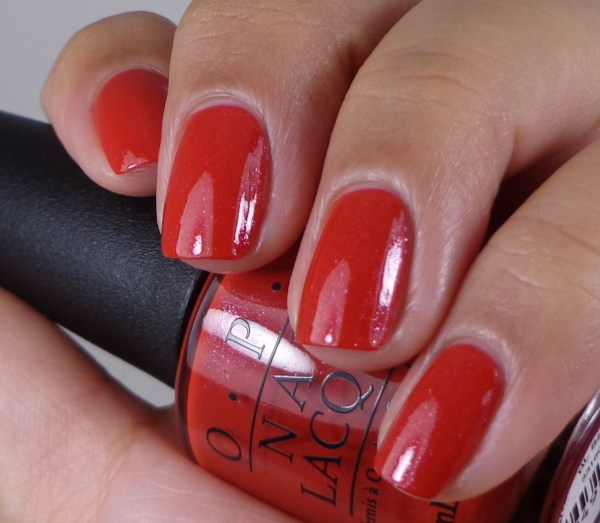 OPI Love Athletes In Cleates 2