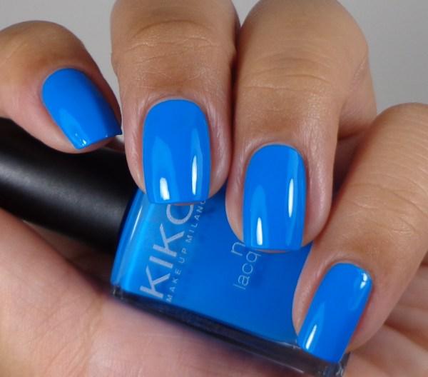 Kiko 295 Cerulean Blue 1