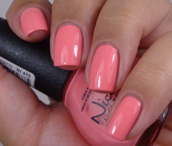 Nicole by OPI Leapink For Joy 1
