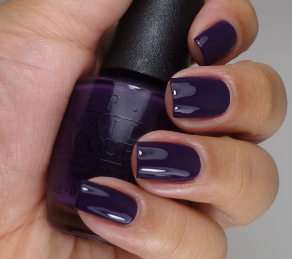 OPI A Grape Affair 2