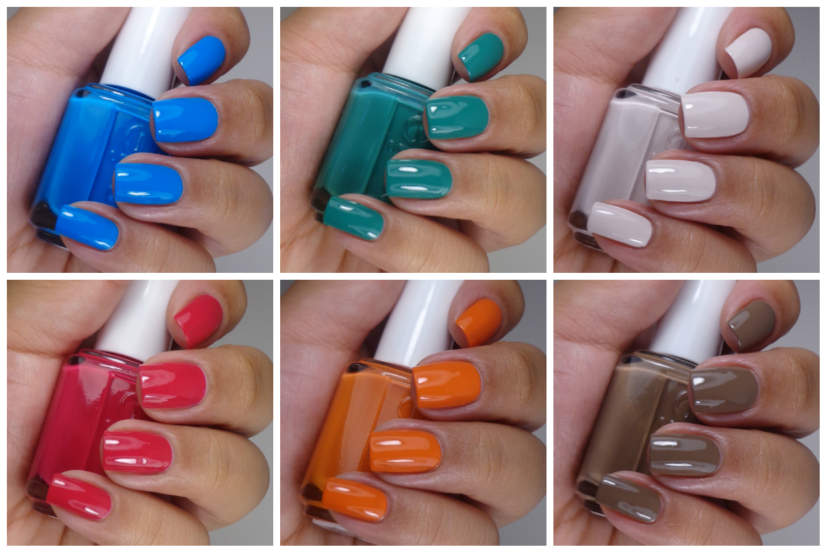 Essie Haute In The Heat Collection Summer 2014