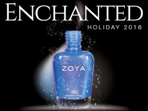 Zoya Enchanted Collection – Winter/Holiday 2016