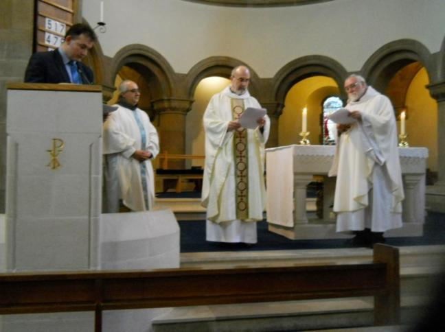 Second Priest Professed In East Anglian Fraternity