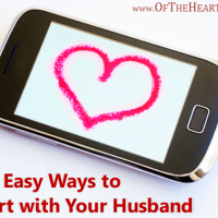 20 Easy Ways to Flirt with Your Husband