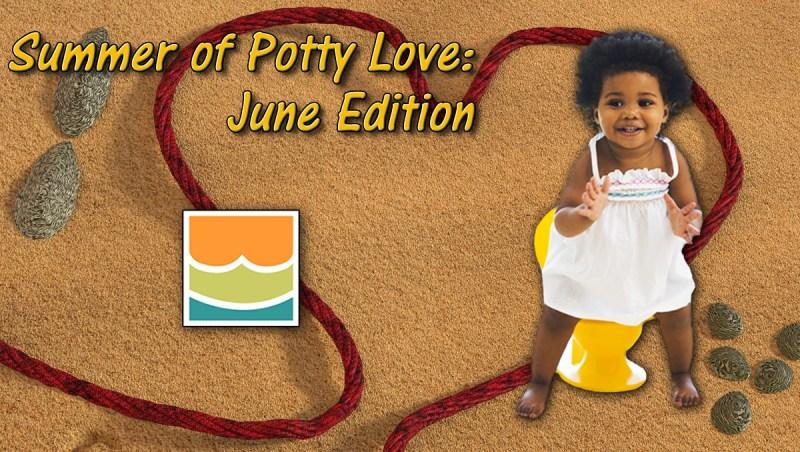 summer of potty love june