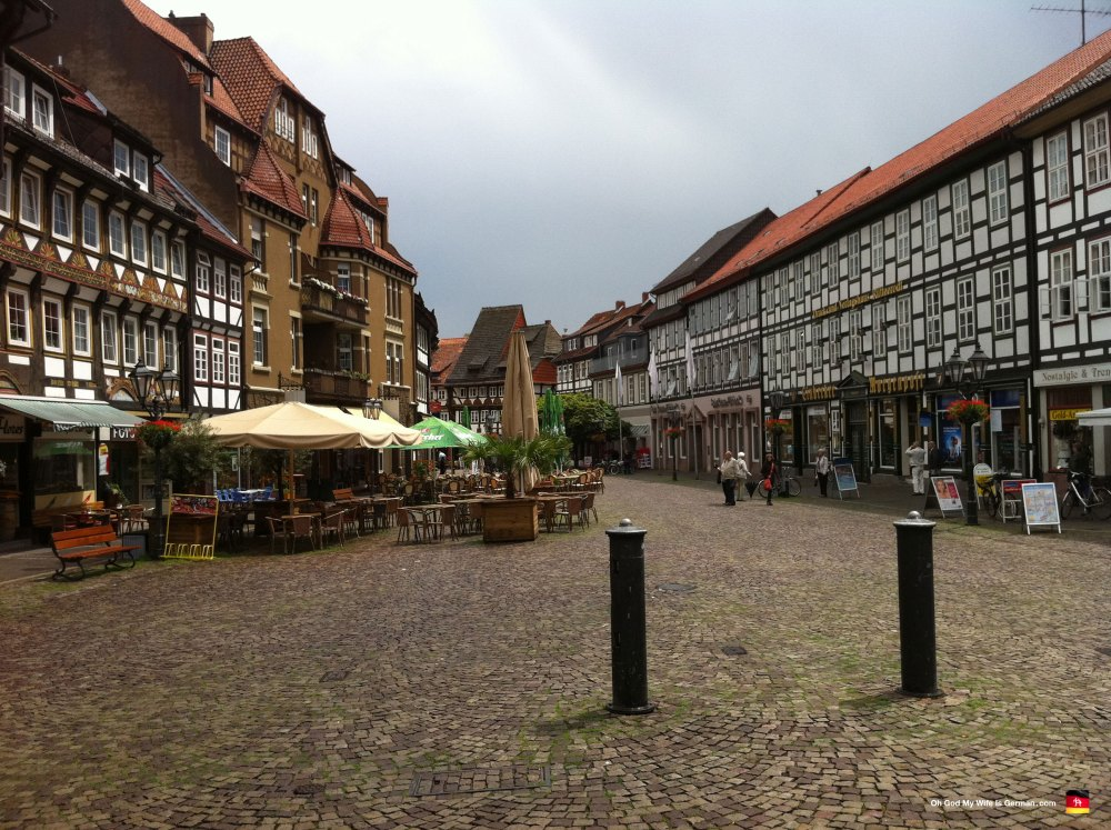 Pictures: Our Visit to Einbeck, Germany, in the Summer of 2011 (4/6)
