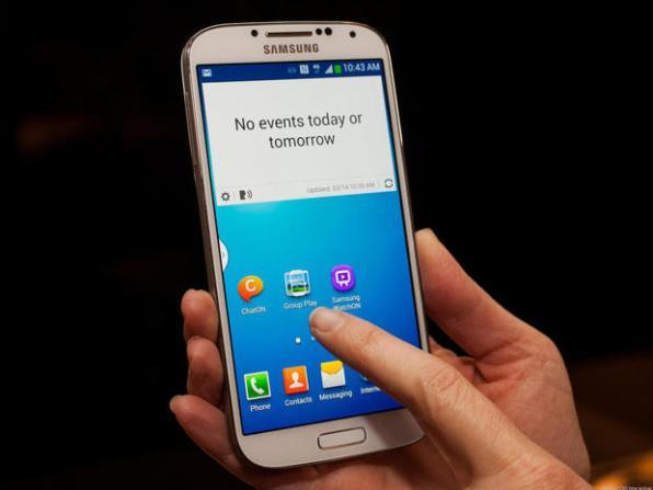 Brand New Samsung Galaxy S4