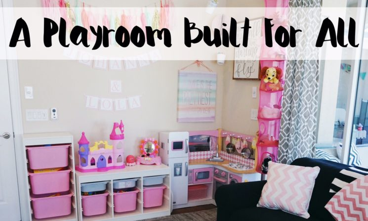 A Playroom Built For All