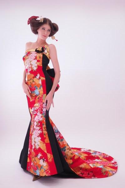 Kimono Wedding Dresses   Ohio Kimono - Kimono Store Blog