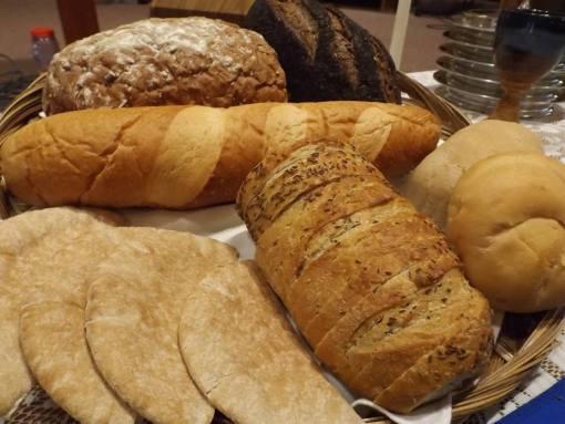 Beech Communion - Bread
