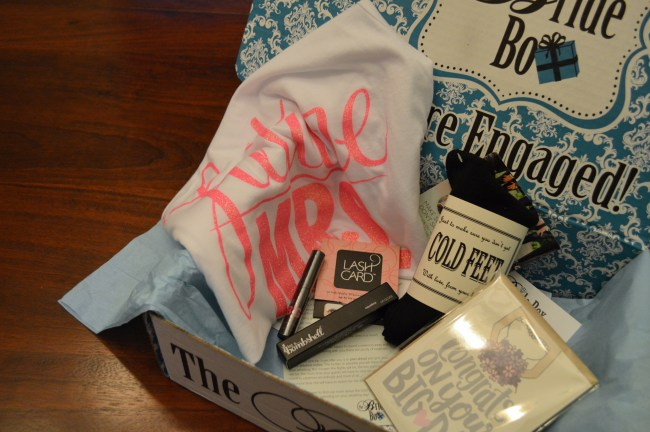 Wedding Wednesday: A Review of The Bride Box