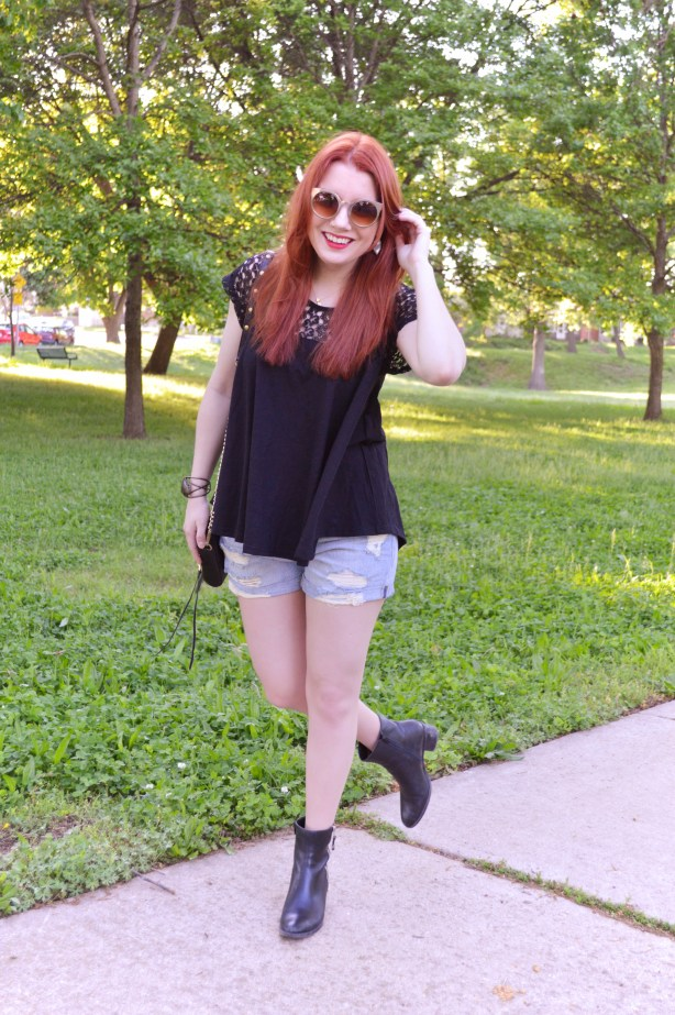 oh julia ann - hazel2blue - st louis alton outfit - cut off shorts (1)
