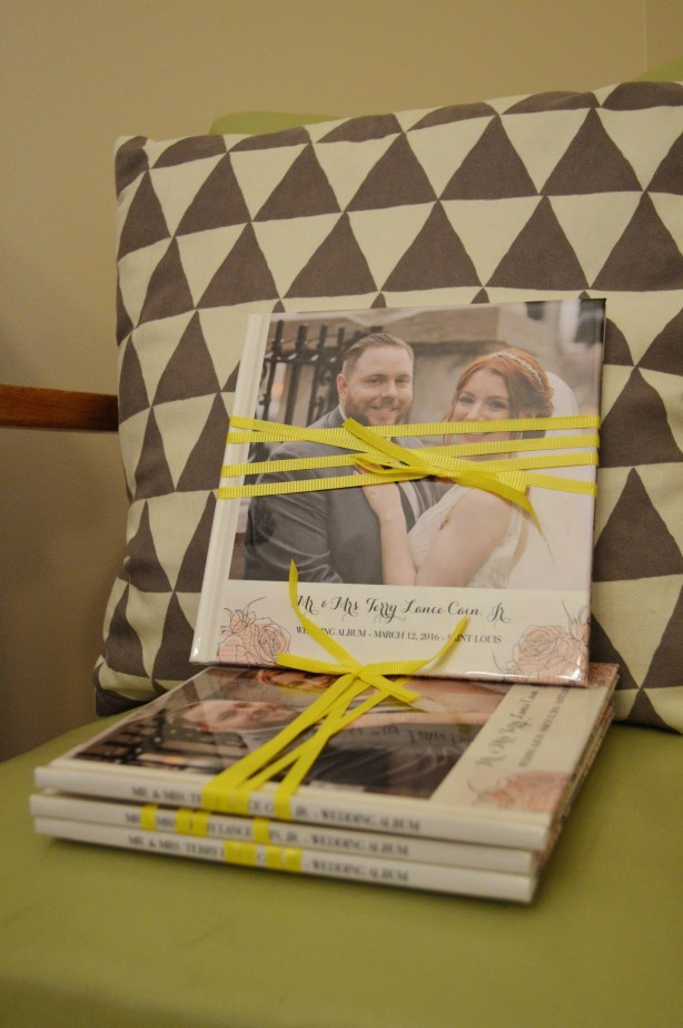 Oh Julia Ann - What to do with my wedding photos - crafts and projects diy scrapbook photo book magnets decor (1)