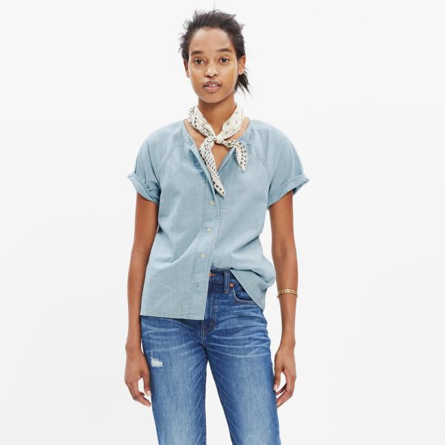 5 Sale Blouses for Summer AND Fall