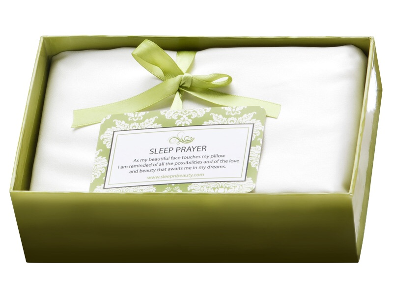 sleep n' beauty | Silk Pillowcase | Set of 2 King | $160