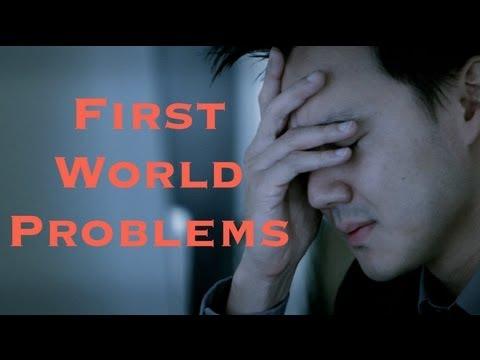 1stWorldProblems
