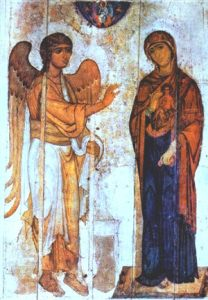 1Annunciation Icon