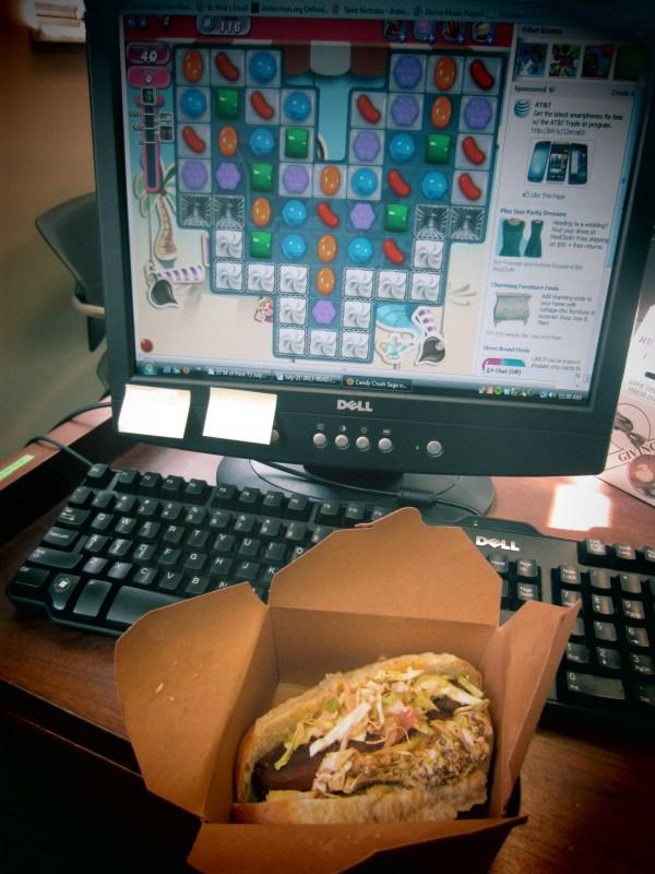 2013719 leftovers lunch break