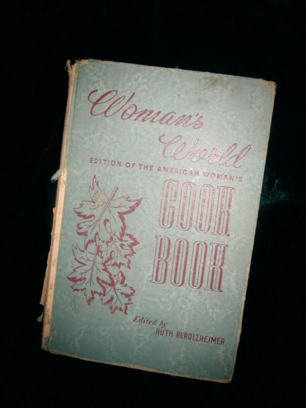 2013730 womens world cookbook