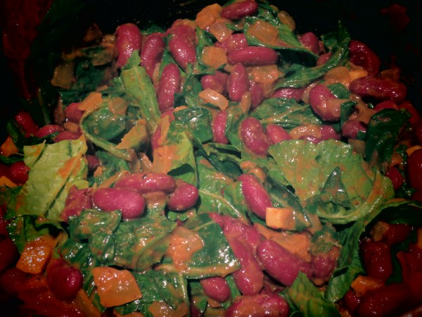 20140209 injera porridge beans & greens7