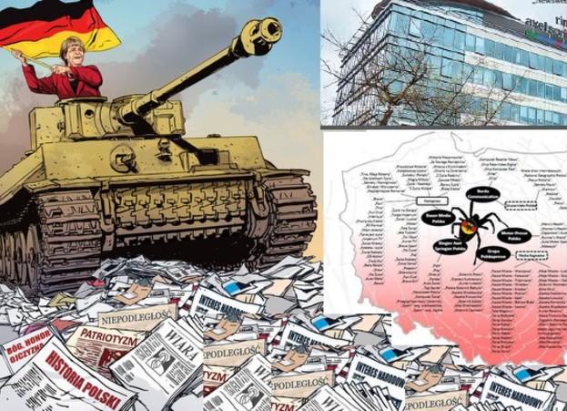 Niemiecka hegemonia w polskich mediach - Kopia