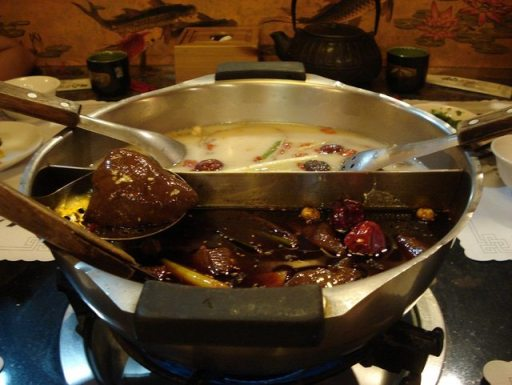 Sichuan Yuan Yang Mala Hot Pot