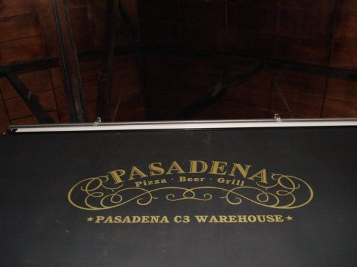 Pasadena C3 Warehouse Restaurant: Pizza, Beer, Grill