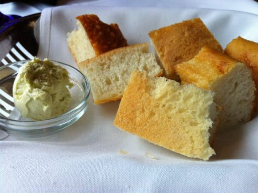 Prime's Cheese Bread with Garlic Butter