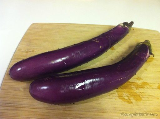 Make Authentic Stir Fry Chinese Eggplant in Garlic Sauce at Home!