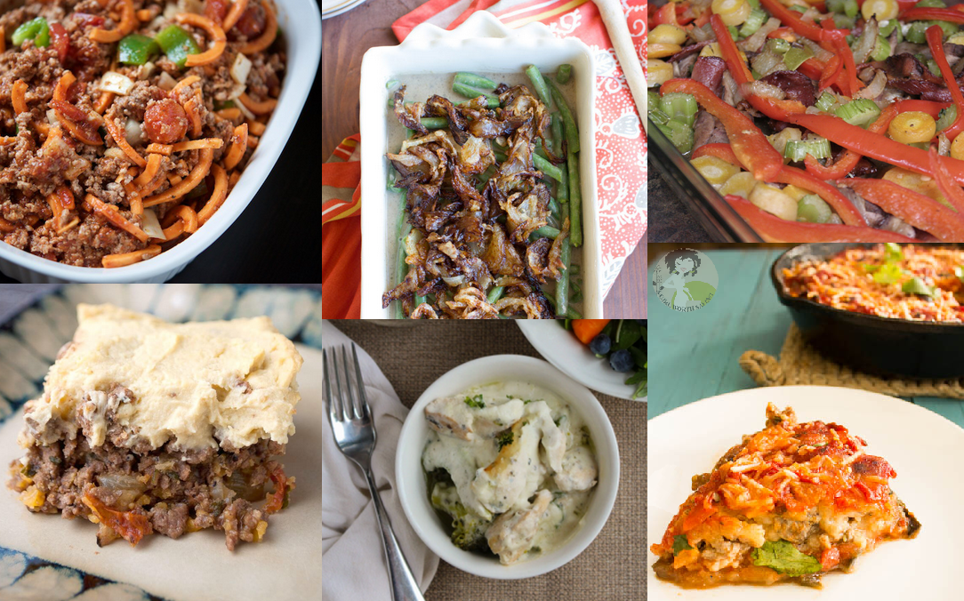 20+ Yummy Paleo Casseroles Recipes!