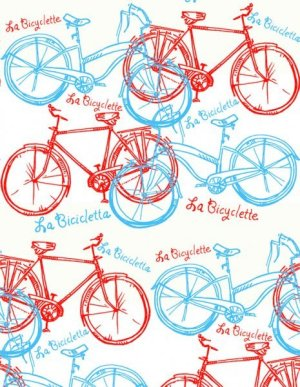 samantha hahn pattern Bicycles 300x387 Pattern Inspiration — Samantha Hahn