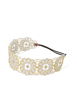Anthropologie Bridal Hair Accessories2 Pretty Wedding Hair Accessories