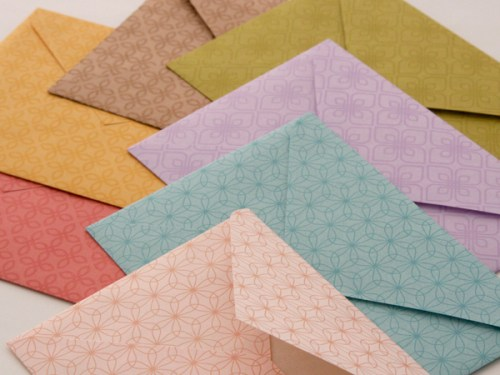 color pattern stationery 500x375 Winged Wheel