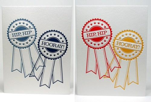 hip hooray card 500x340 Hip Hip Hooray!