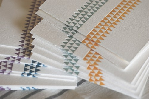 satsuma press june geometric print 500x335 Geometric Summer Prints
