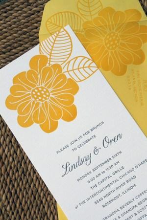 wedding brunch invitation 300x450 wedding day after brunch invitations