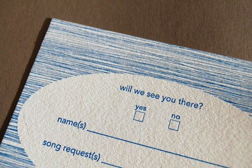 Pistachio Press Letterpress Wedding Invitations Linen2 500x333 Wedding Invitations   Pistachio Press