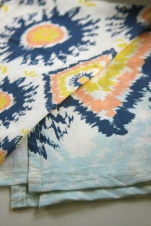 leah duncan aztec scarf 300x450 Paper Artwork   Leah Duncan