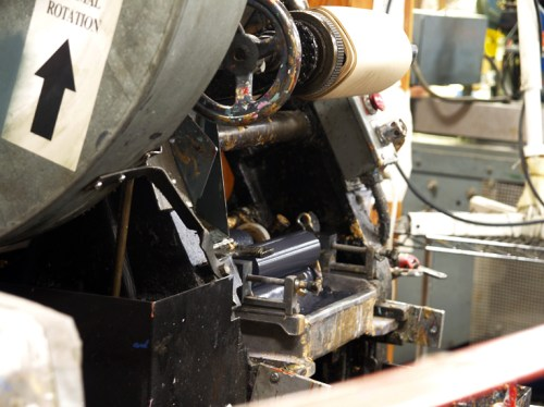 Printing9 500x374 Crane Stationery, A Tour   Part 2