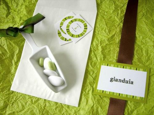 spring green wedding invitation confettata 500x375 Valentina + Marcos Ireland Inspired Italian Wedding Invitations