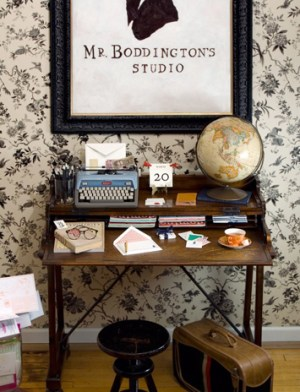 Mr Boddington Studio Desk 300x392 {today I love…}