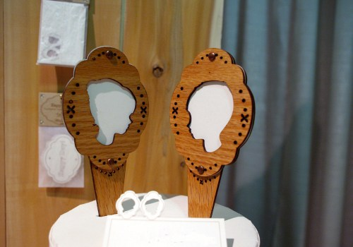 Figs Ginger Custom Wood Silhouette Cake Toppers 500x350 January 2011 NYIGF, Part1